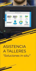 Asistencia a talleres - Soluciones in-situ